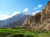 Askoli Shigar north Pakistan