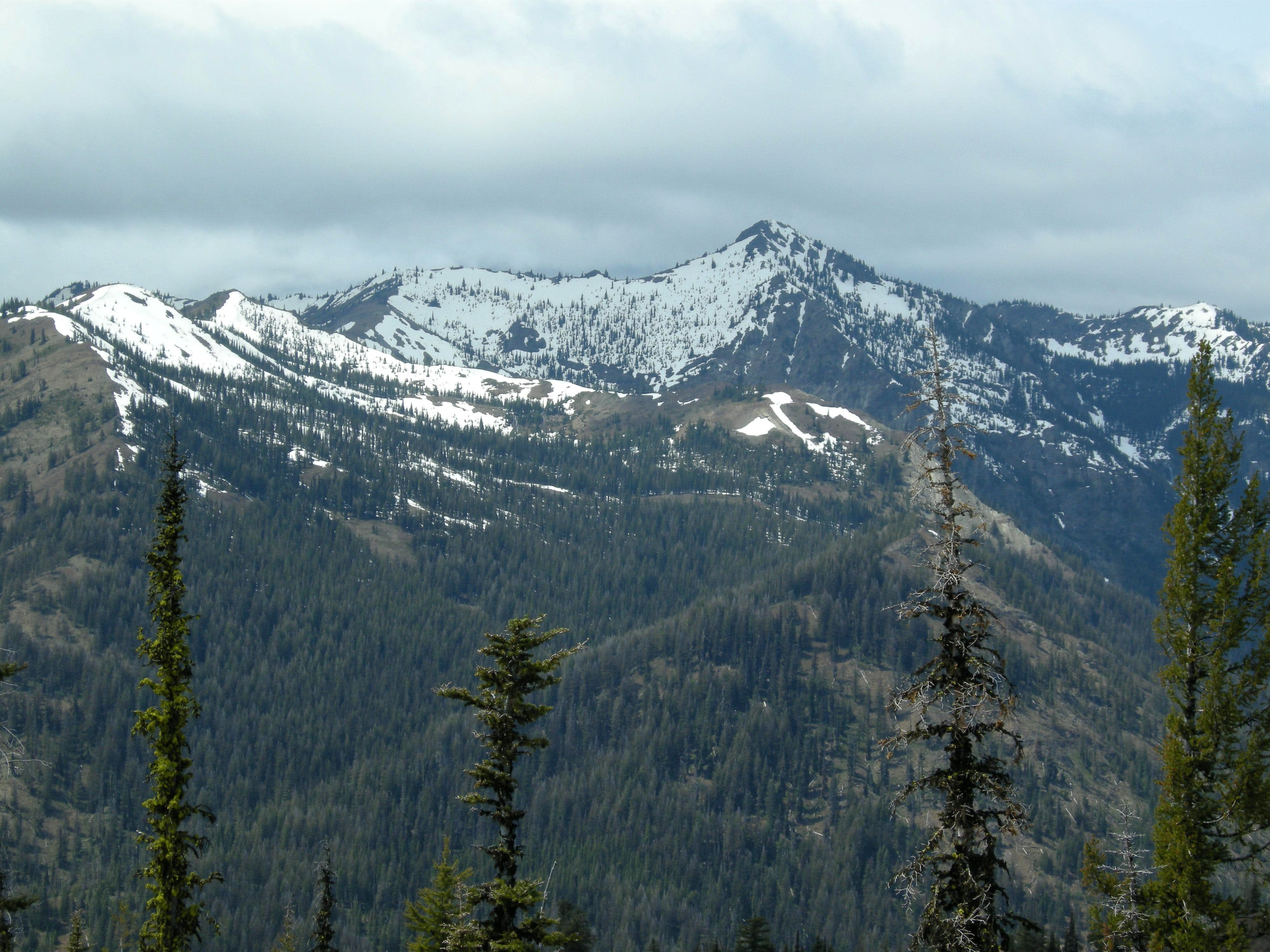 The Louvre (Mt. Skookum)