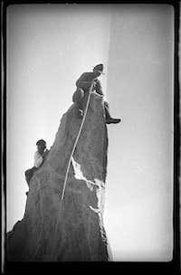 Clyde & Farquhar on Starlight 1931