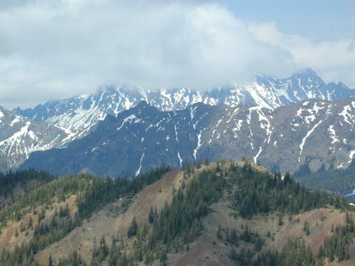 Mount Stuart and Sherpa
