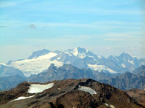 Bernina Group (4049m) in 50...