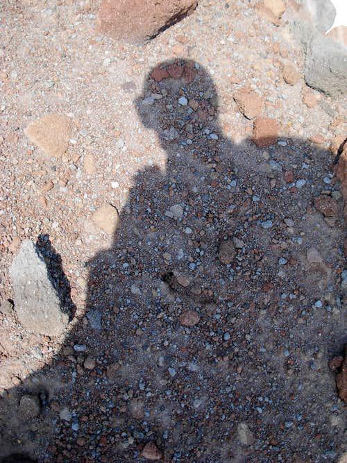 Shadow And Rocks