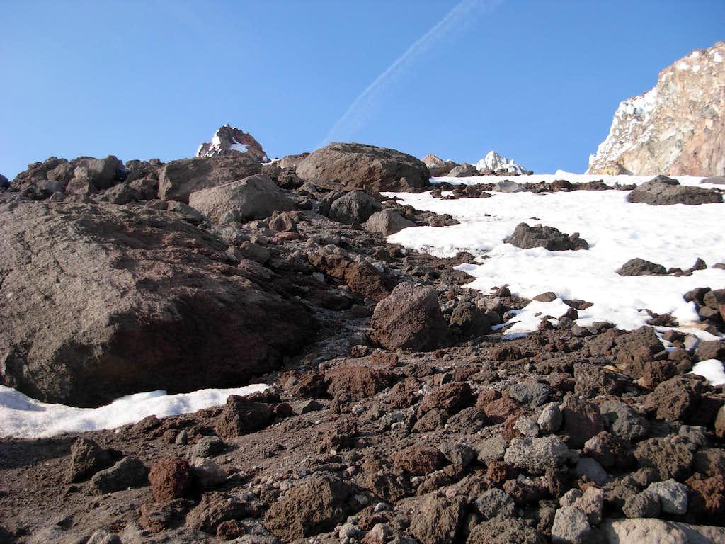 South Side Rocky Climb