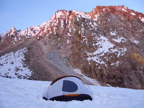 High Camp On Mount Hood