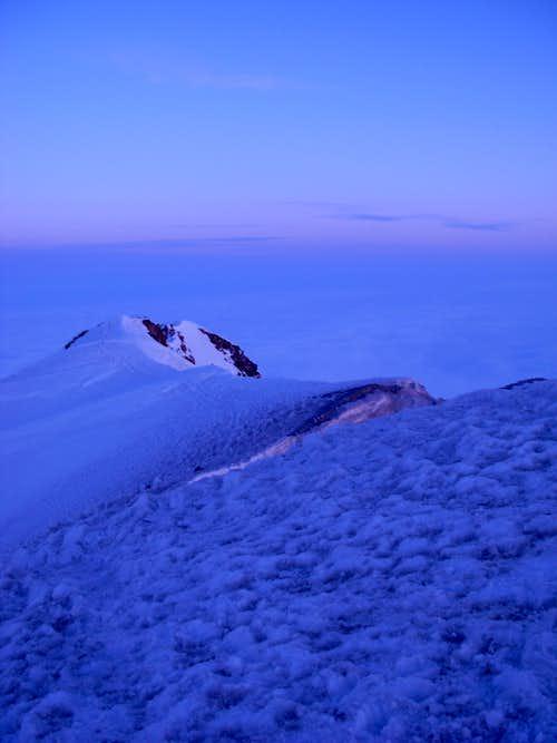 Mount Hood Summit Ridge