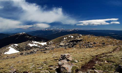 The Truchas Peaks
