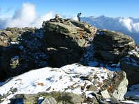 Summit of Madom Gröss
