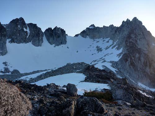 Dragontail Peak