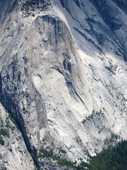 Watkins from Half Dome