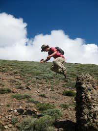 Descending the Pinnacle