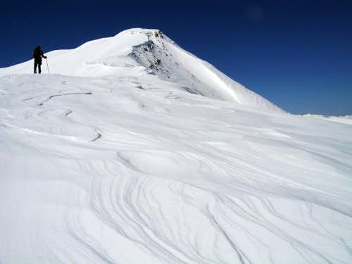 Jacque Peak\'s Northeast Ridge...