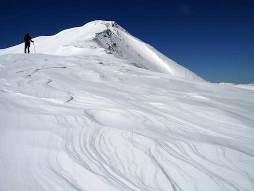 Jacque Peak's Northeast Ridge...