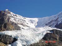 Columbia Icefield-Athabasca Glacier