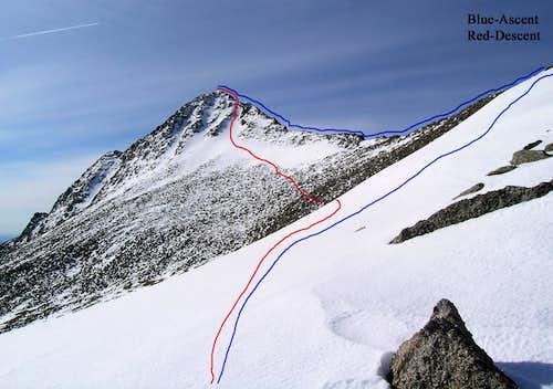 Upper Route