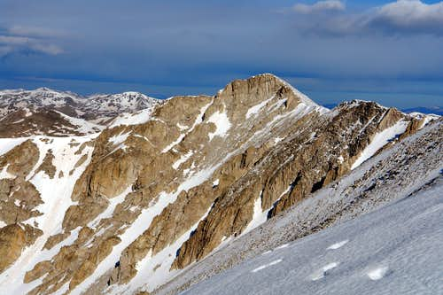 Mount Princeton: Southwest Ridge