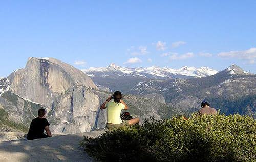 Yosemite Valley hiking at its...