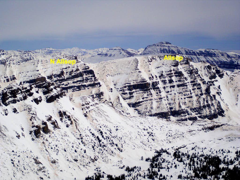 Allsop Peaks