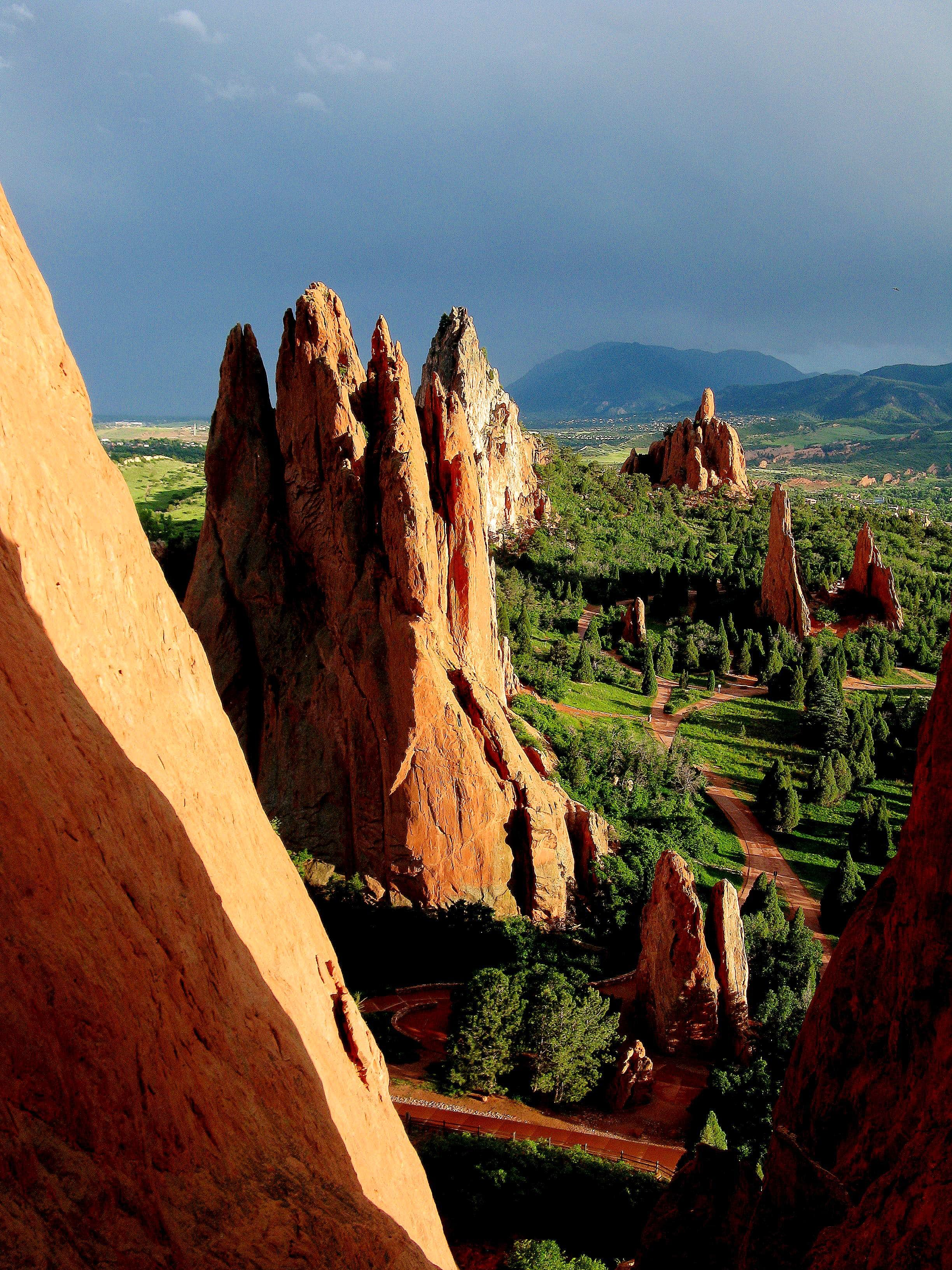 Montezuma\'s Tower & North Gateway: Intro to Garden of the Gods