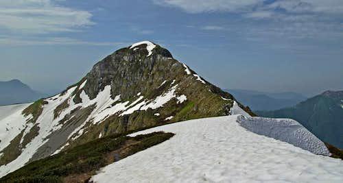 Monte Verzegnis - North ridge