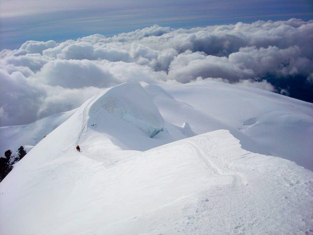 Mt. Blanc, France
