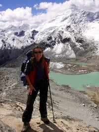 Cordilleras Blanca, Peru