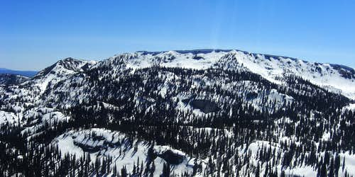 Squaw Ridge (Point 6850)