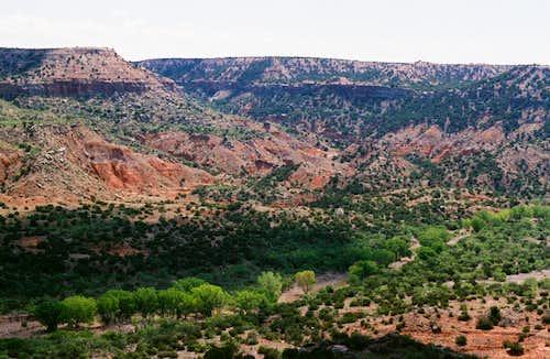 Palo Duro Canyon, TX
