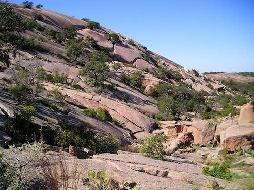 Enchanted Rock State Park, TX