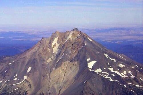 Mt. Jefferson from the west....