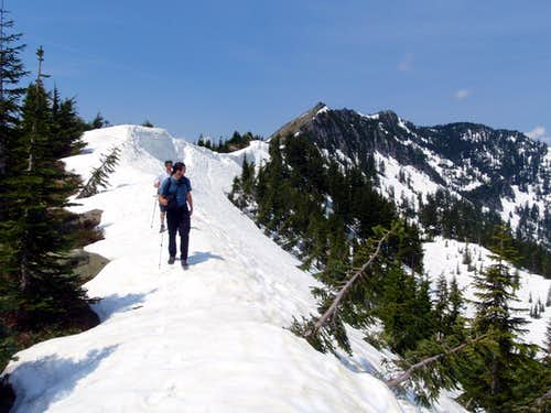 Defying Putrid Pete, A Ridge Traverse