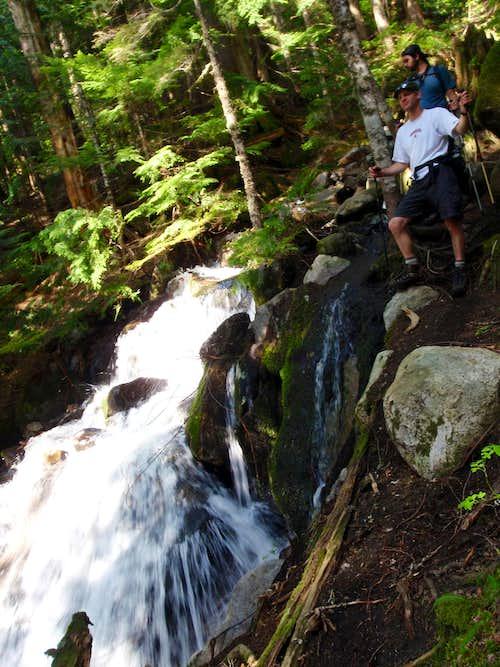 Mason Creek Waterfall