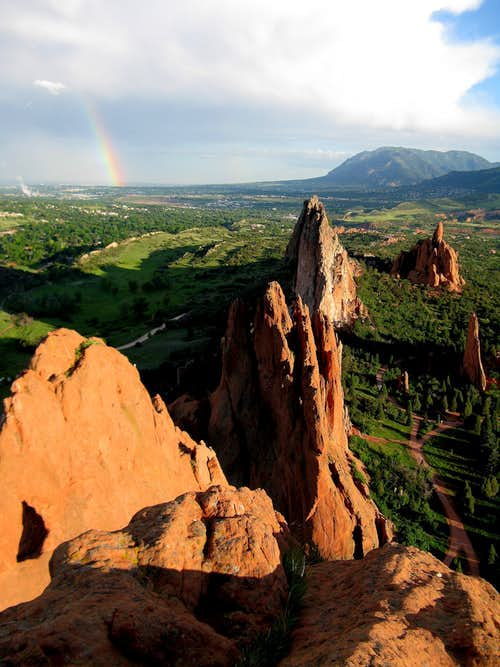 Garden of the Gods:Calm After the Storm