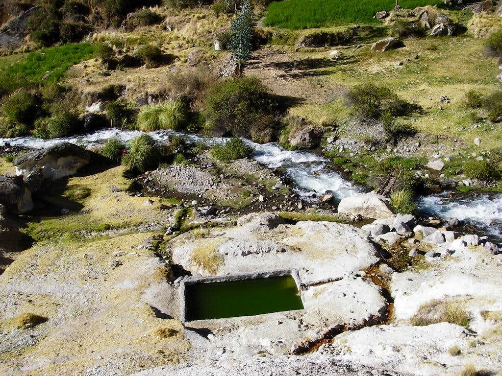 Cahuana Hot Springs