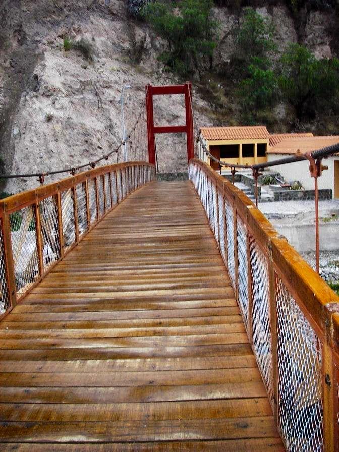 The Bridge To Luicho