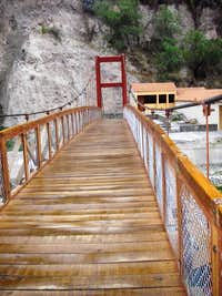 The Bridge To Luicho