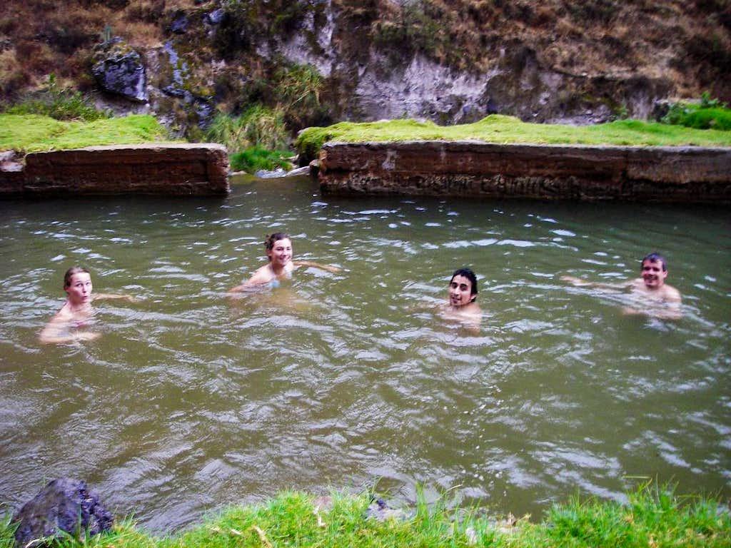 The Big Pool  At Ccosla