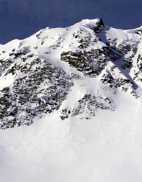 The Lightning Bolt Couloir