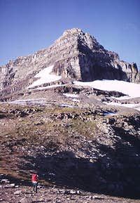 Thunderbird Mountain from the northeast