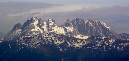 Monte Verzegnis - summit views