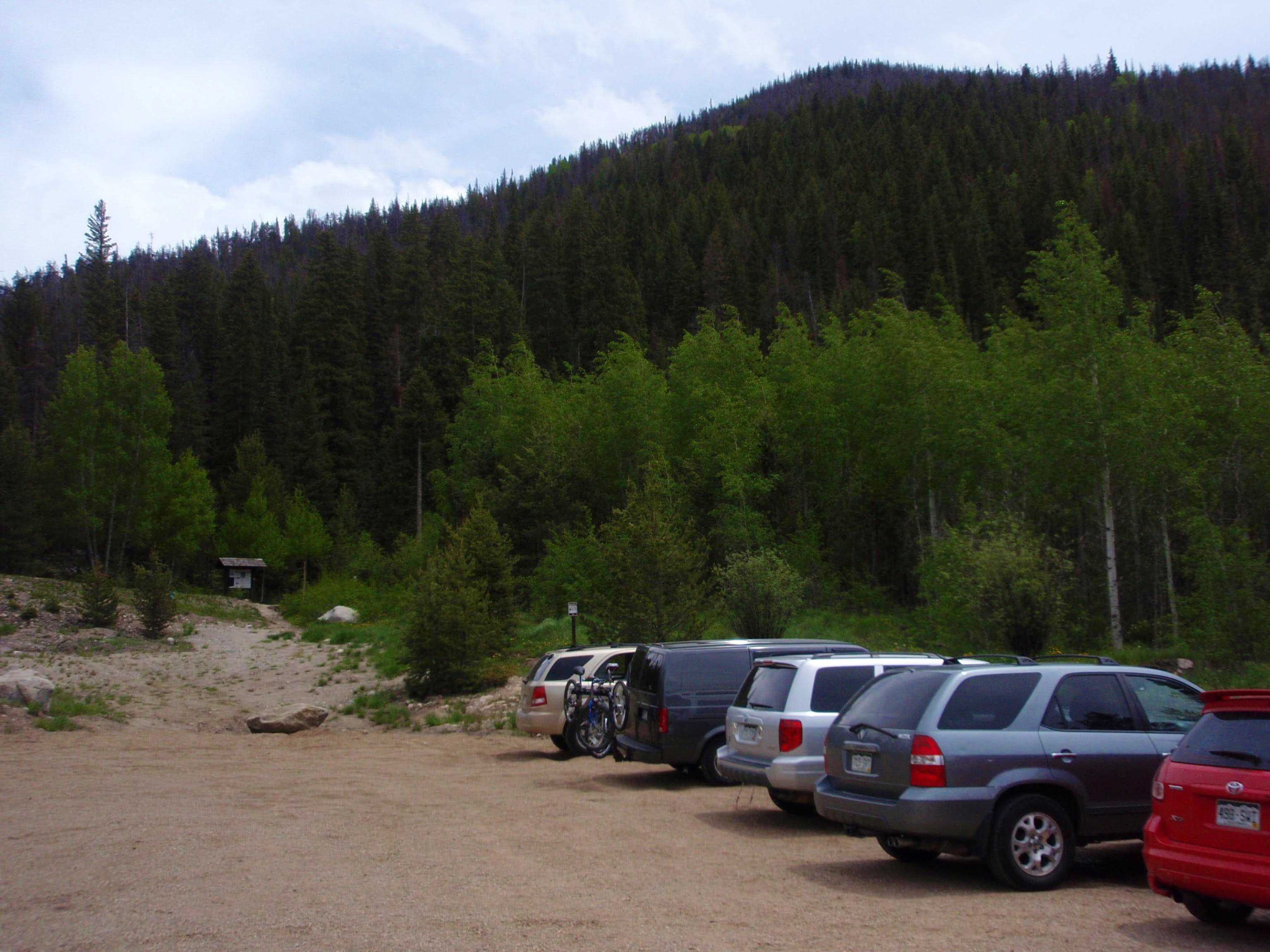 East Shore Trailhead