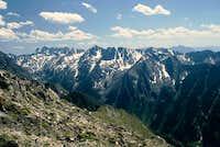 Mount Cowen From Black...