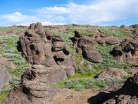 Gooding city of rocks,Idaho
