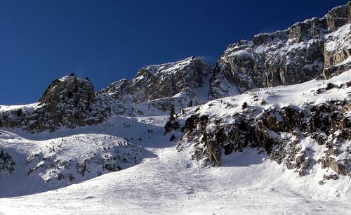 The Sliver Couloir