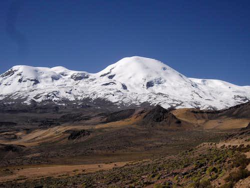 Nevado Coropuna