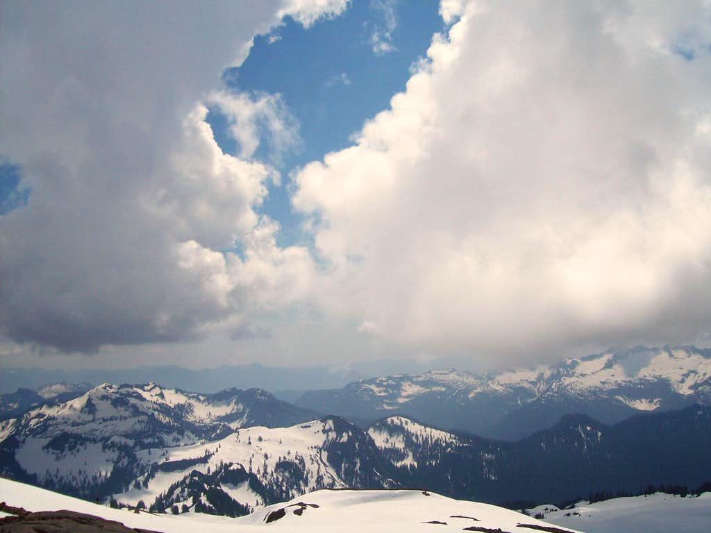 From the High Camp