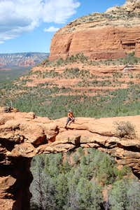 Devil\'s Bridge, Sedona, Arizona