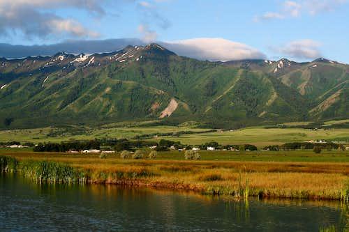 Mendon Peak