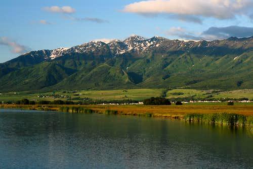 Wellsville Mountains