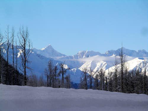 Coastal Mountains, Haines, Alaska