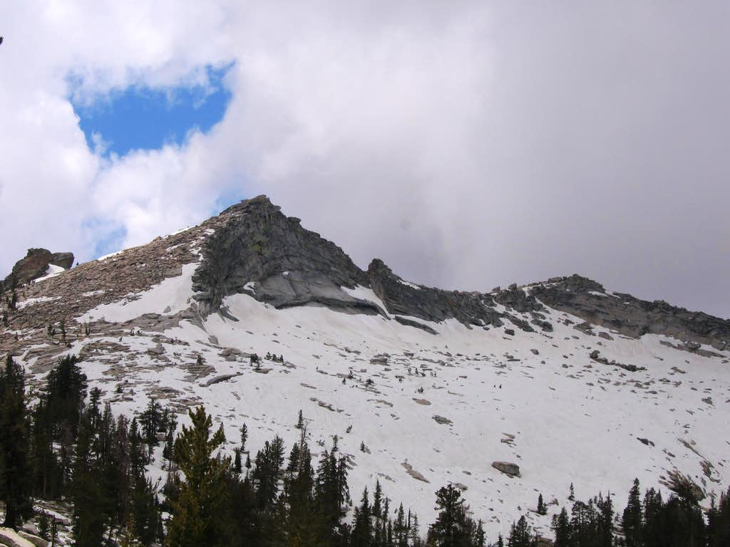 Eagle Peak via Northeast Ridge